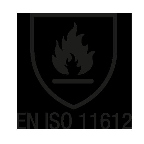 EN ISO 11612 - Non feu