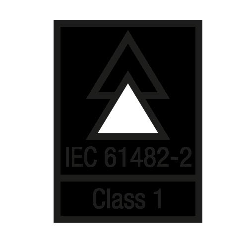 IEC 61482-2 Class 1 - Arc électrique