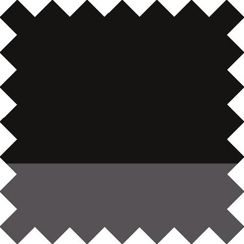 Gris anthracite / Noir