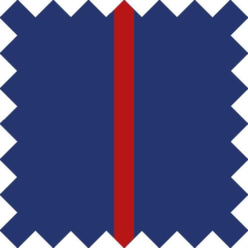 Marine / Rouge