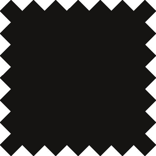 Noir zip rouge