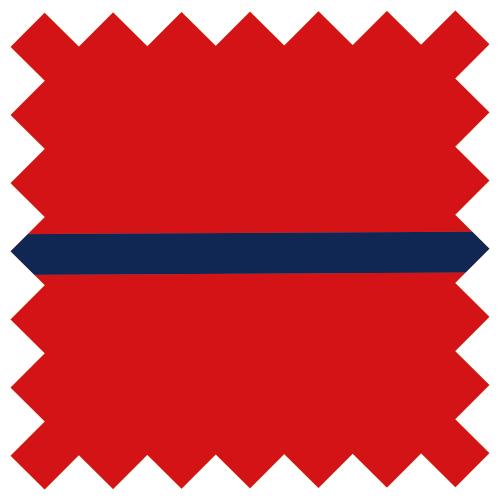 Rouge-bande Marine